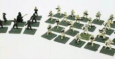 29 x Miniaturas Soldados De Asalto Star Wars Darth Vader y más! - 232