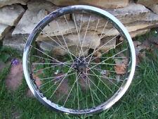 "BMX Bicycle 20"" Odyssey Aerospace Double Wall Wheel With Female 3/8"" Axle Hub"