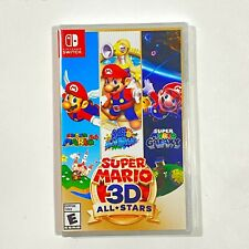 Super Mario 3D-All Stars Sealed NEW Physical Copy Nintendo Switch Ships ASAP