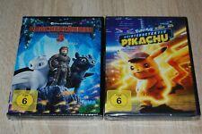 Pokemon Meisterdetektiv Pikachu, Drachenzähmen leicht gemacht 3 - DVDs