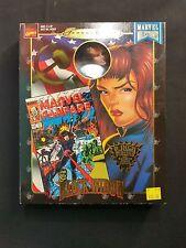 "ToyBiz 1998 Marvel Famous Cover Series Avengers Black Widow 8"" Action Figure"