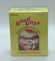 Good Guys Chucky Trading Cards Fright Rags Complete Set of 83 Cards Sealed W/Box