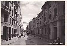 PADOVA - Via Giuseppe Verdi - Foto Cartolina