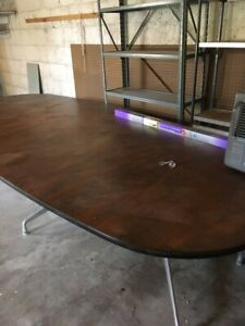 eames herman miller conference table