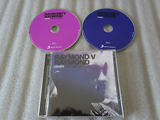 CD-USHER-RAYMOND V RAYMOND-DELUX EDITION-ALBUM 2 CD-2010-24 TRACK-SONY MUSIC-::