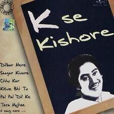 K SE - KISHORE KUMAR - NEW BOLLYWOOD SOUNDTRACK CD