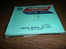 NOS Yamaha 3rd O/S Piston Rings .75 1977 1978 DT250 1m1-11610-30