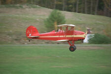 1/8 Scale Great Lakes Trainer Biplane Plans and Templates