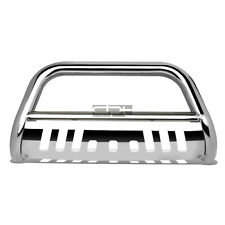 "Fit 16-17 Nissan Pilot/Ridgeline Gen2 Chrome 3""Bull Bar Push Bumper Grill Guard"