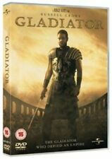 Gladiator DVD by Russell Crowe Joaquin Phoenix
