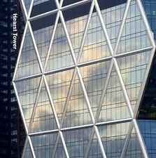 Hearst Tower by Foster, Norman; Giovannini, Joseph