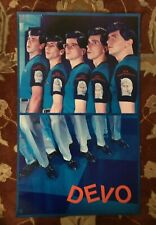 DEVO  New Traditionalists  rare original promotional poster from 1981