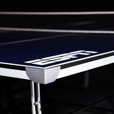 Espn Table Tennis Ping Pong Table 4 Piece Indoor Foldable