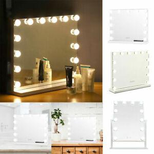 Large Hollywood LED Vanity Makeup Mirror Light 14/12/9 Bulbs Dressing Table