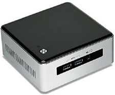 MINI PC WINDOWS 10 PRO INTEL NUC I5 5300U 8 GB 240 SSD FANLESS USB 3.0 COMPUTER