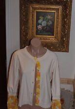 Beautiful Designer SONIA RYKIEL Cardigan Sweater L
