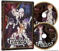 Diabolik Lovers . The Complete Series Collection . Anime . 2 DVD . NEU . OVP