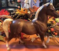 Breyer Model Horses Classic chestnut Arabian Stallion