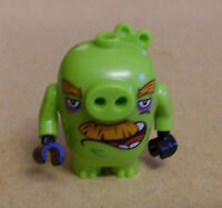 Lego The Angry Birds Movie - Foreman Pig (75826, Schwein, Grün) Neu