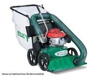 "Billy Goat (27"") 187 cc Honda Self-Propelled Lawn and Litter Vacuum KV650SPH NIB"