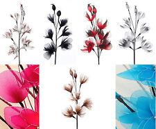 Artificial flower arrangement large tulip 90cm available in 7 colours