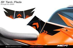 KTM 1290 Superduke R 2020-2021 Tank Pad Graphic Decal Grip Sticker