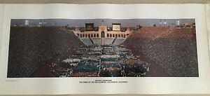 1984 Summer Olympics - Los Angeles Poster