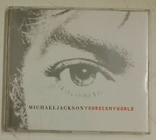 Michael Jackson You Rock My World Cd-Single Europa 2001