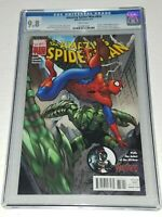 Amazing Spider-Man #654 1st Print CGC 9.8 NM/MT Marvel 2011 Flash Agent Venom