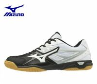 MIZUNO 81GA1820 Table Tennis Shoes WAVE KAISERBURG 5 BLKxWHTxSIL Japan Tracking