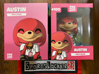 Youtooz Austin #100 Vinyl Figure Limited Edition 500 New  Fast Ship - IN HAND 🔥