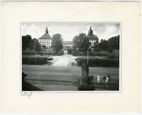 Gotha, Schloß, Orig. Silbergelatine- Foto um 1975