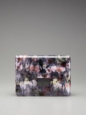 NWT Monika Chiang 'IKO' Patent Leather Clutch in Dusk