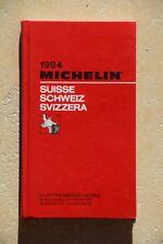 Guide Michelin SUISSE 1994