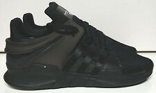 Adidas Equipment EQT Support ADV Size 10 Triple Black Mens Shoe BA8329