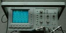 Vectorscopios y osciloscopios 200MHz