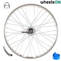 700c  wheelsON Rear Wheel Shimano Nexus 8 Coaster Brake 36H Silver