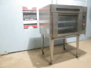 """""""HARDT INFERNO 3000"""" HD COMMERCIAL NATURAL GAS ROTISSERIE OVENS w/AUTO CLEAN"""