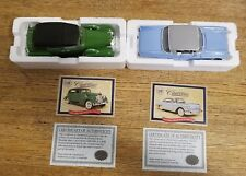 LOT OF 2 National Motor Museum Mint CADILLAC'S 1938 & 1958 1:32 Diecast