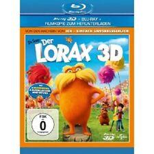 ED HELMS/DANNY DEVITO (ORIGINALSTIMME LORAX)/+ - DER LORAX  3D BLU-RAY NEU
