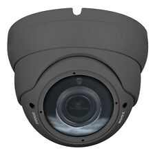 1200TVL 720P Hybrid Eyeball Night Vision CCTV Camera 2.8-12mm OSD, WDR, 3D DNR