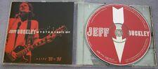 JEFF BUCKLEY Mystery White Boy LIVE '95 - '96 FOLK INDIE Tim