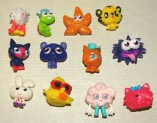 Mine Candy Moshi Monster 12 Figures 2 purple sparkly