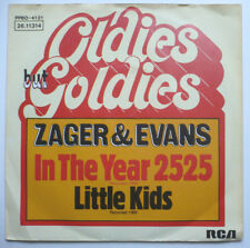 """ZAGER & EVANS - In the year 2525 - 7""""-Single"""