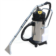 40L Portable Sofa Curtain Cleaner Dust Extractor Super Power Cleaning Machine Us