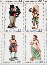 1986 sheet, American Folk Art, Sc #2240-3