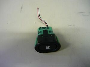 Saab 9-5 Fuel Flap Release/Open Button Switch 1998 - 2002