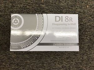 Definitive Technology DI 8R Main / Stereo Speaker! Brand New Sealed in Box!