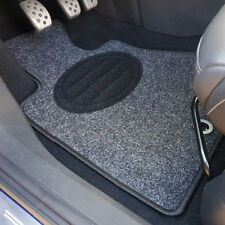 uniTEC Auto Fußmatten Set 4tlg. Gala Schwarz BMW Audi Mercedes Opel Toyota Ford