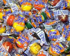 Jaw Busters Jawbreakers FOUR POUNDS Bulk Indiv Wrapped Retro Candy FREE SHIPPING